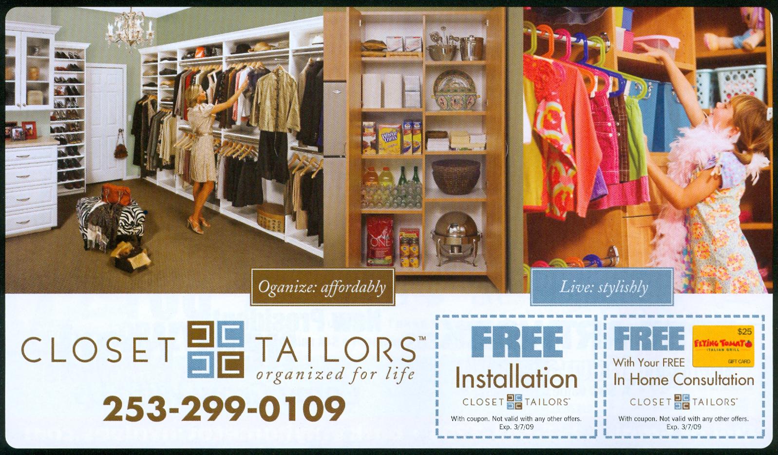 Closet Tailors